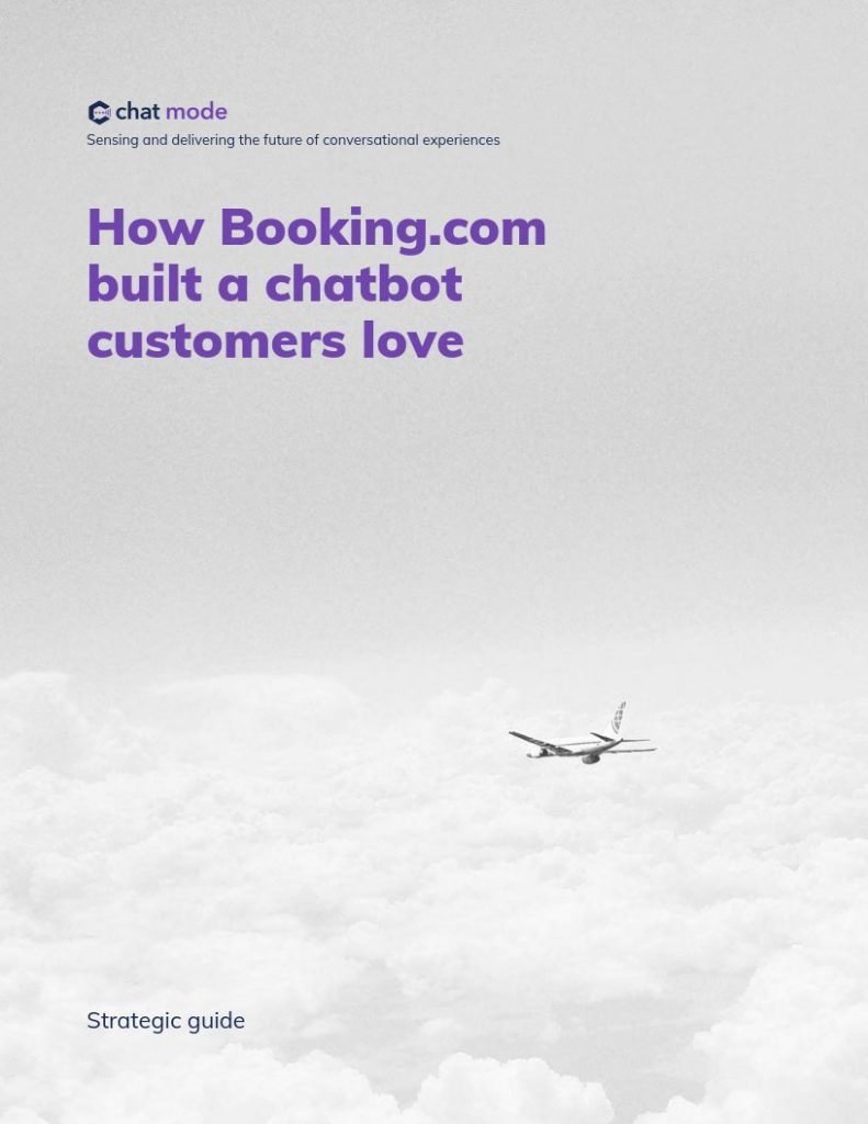 strategic guide how a leading company built a chatbot customers love