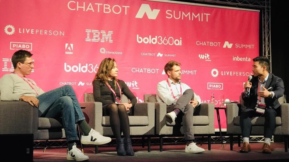 chatbot conference panel